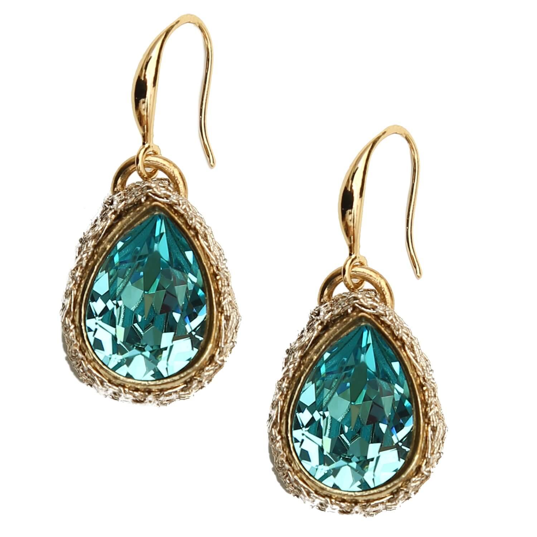 Lotty Sapphire Earring- Sapphire