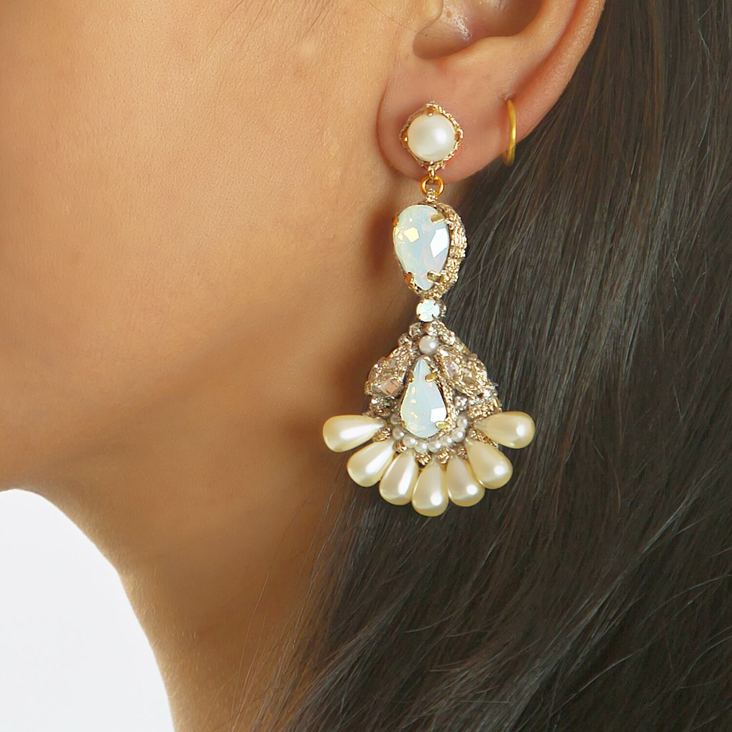 Porta Chandelier Earring - Model