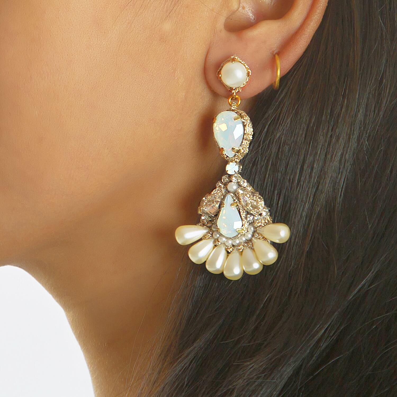 Porta Chandelier Earring - Model