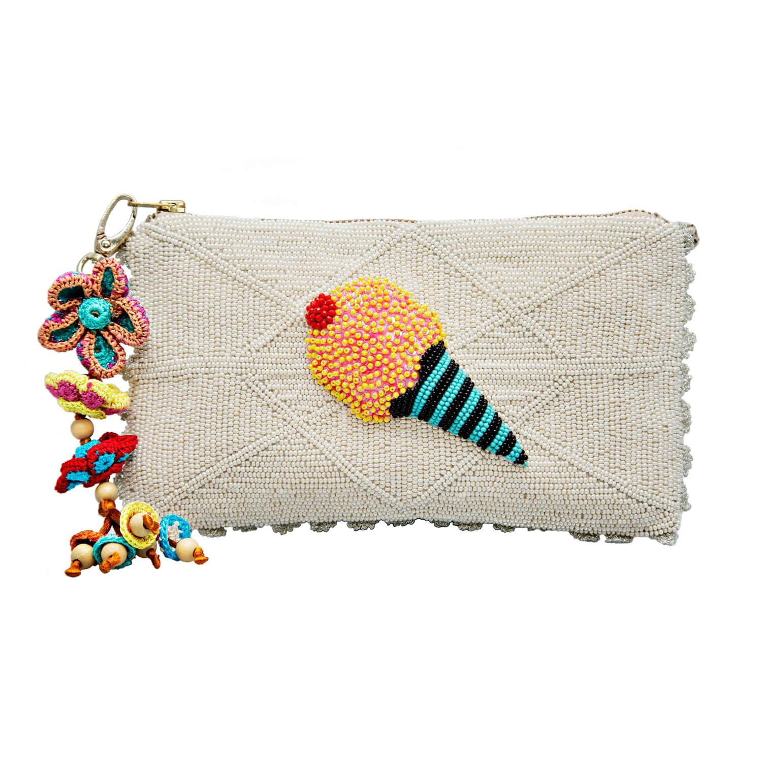 Ice-cream pouch- Multi-Colour
