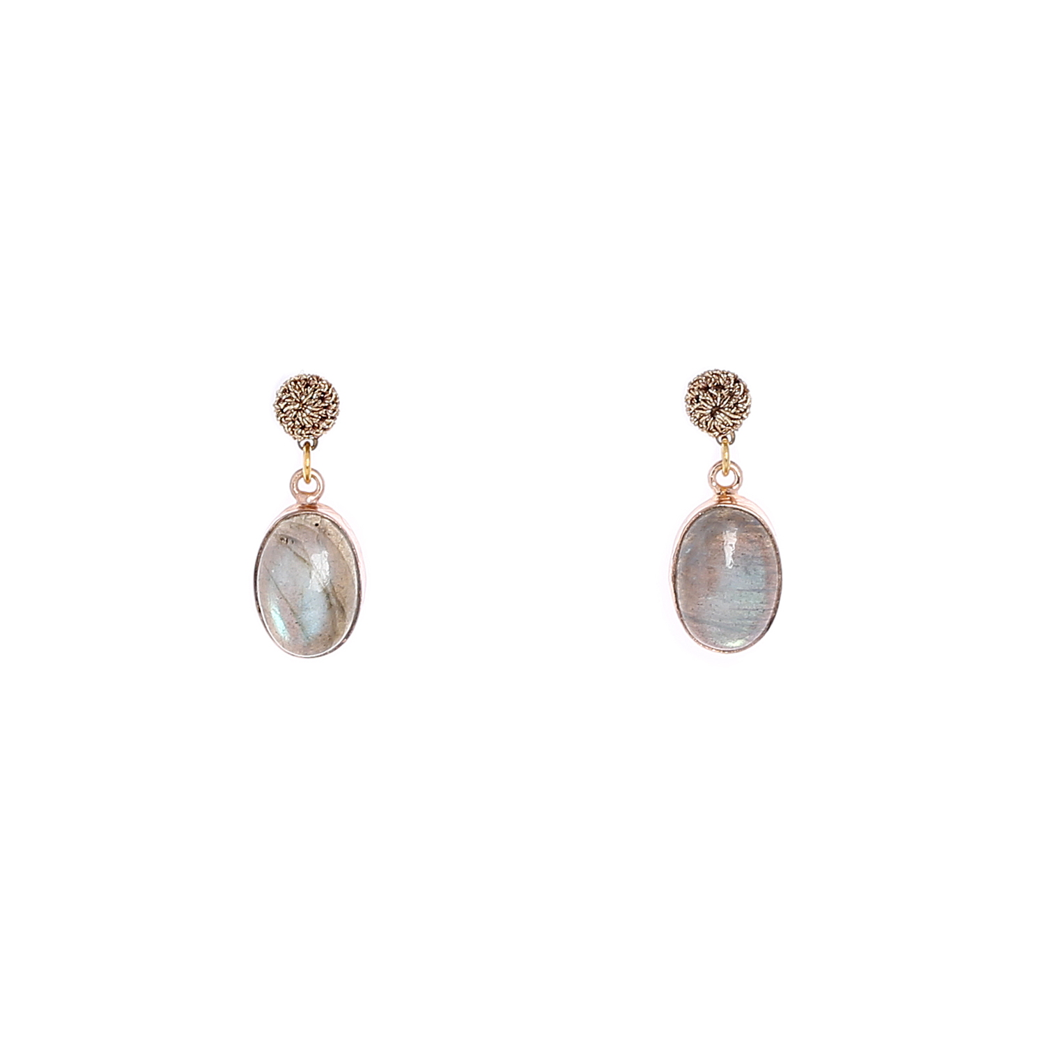 Nomad Labrodite Drop Earring
