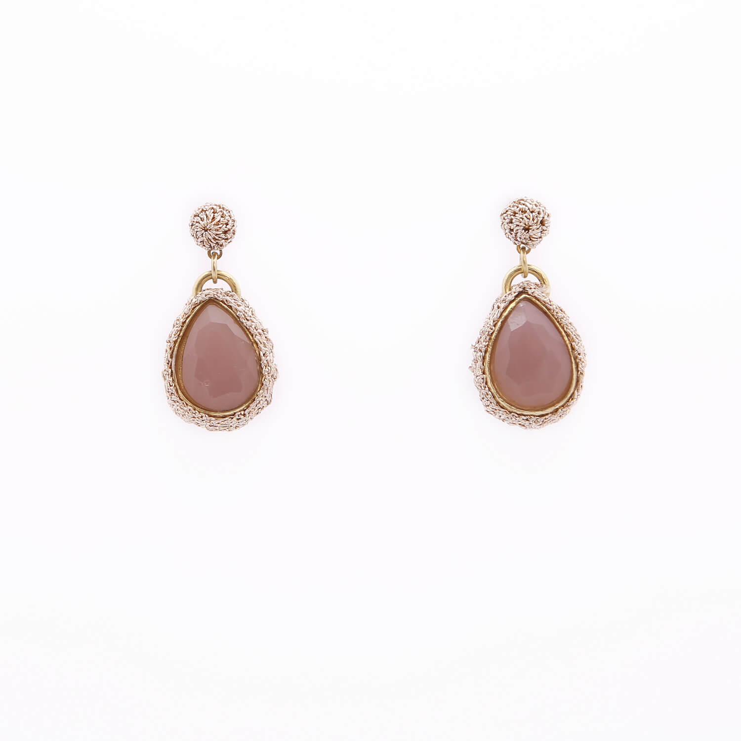 Venus Morning Dew Drop Earring - Pastel Purple