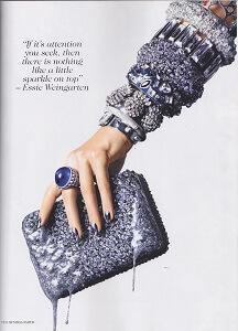 British Vogue, December 2013