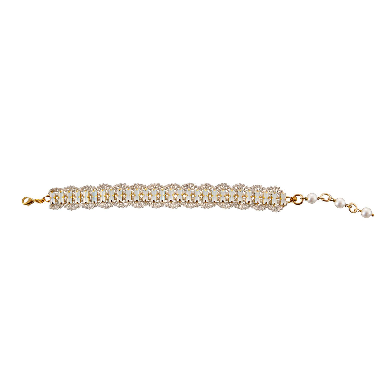 Opal Soft Bracelet- Opal Ivory