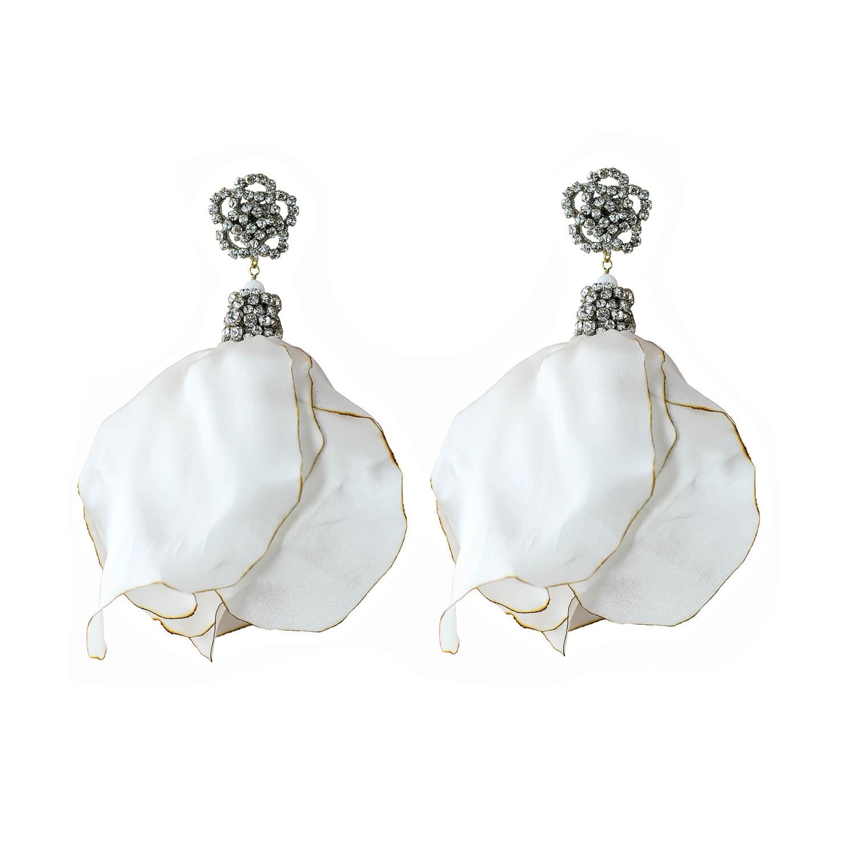 Isla Ivory Earring