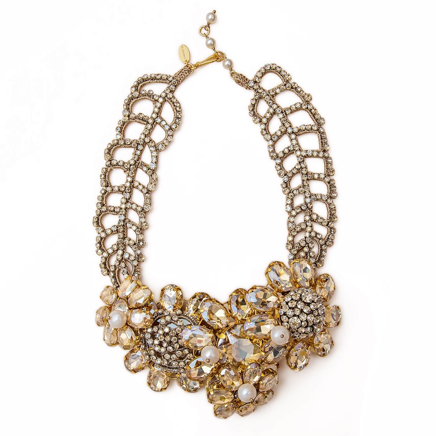 Rosanna Champagne Necklace