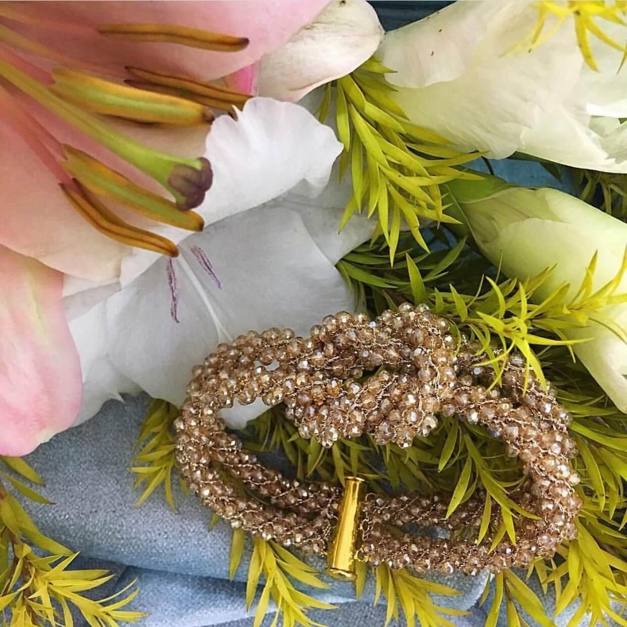 Claudia Gold Bracelet