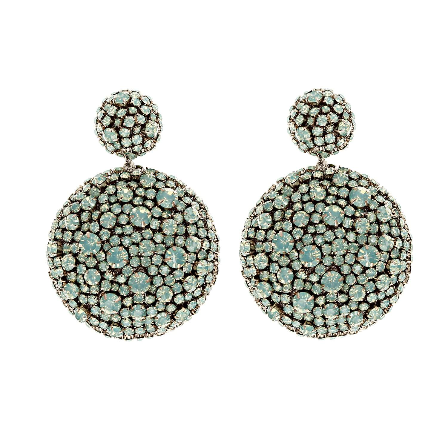Dolly Sage Green Earring