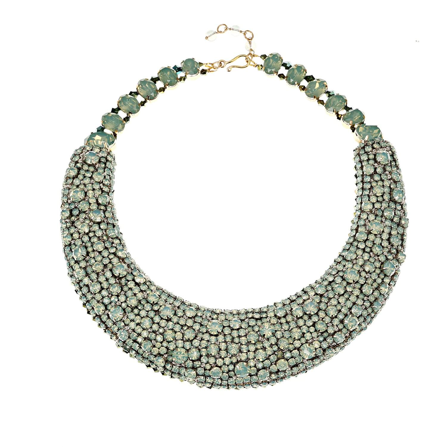 Chanda Sage Green Necklace