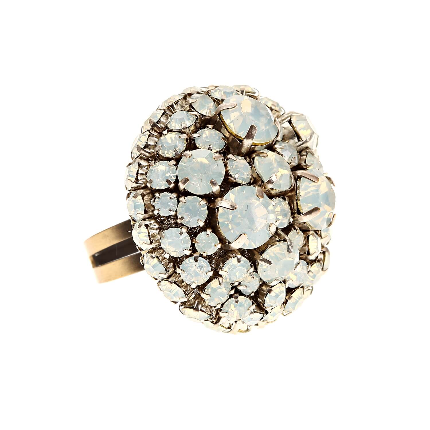 Matilda Opal Cocktail Ring