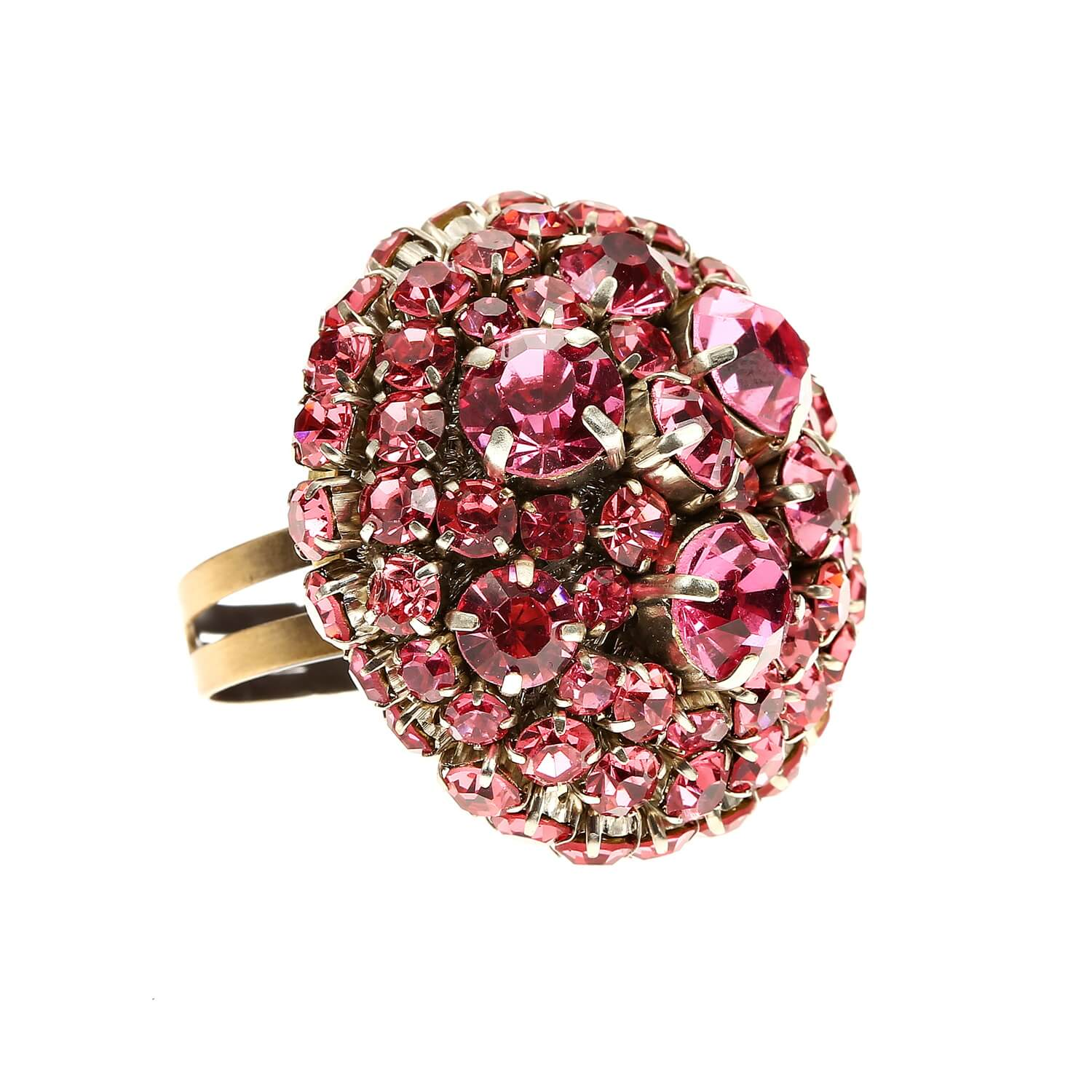 Matilda Rose Cocktail Ring