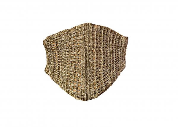 Matilda Crochet Mask